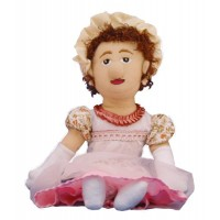 Jane Austen Little Thinker Doll