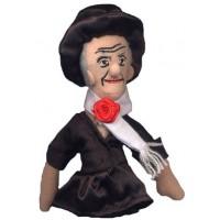 Georgia O'Keeffe Finger Puppet  & Magnet