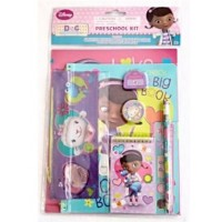 Doc McStuffins Stationery Set