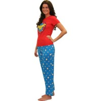 Wonder Woman Pajamas