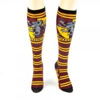Gryffindor Knee Socks