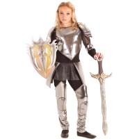 Tween Warrior Costume