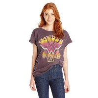 Wonder Woman Stars Juniors T-Shirt