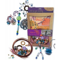 Wire and Bead Art Kit