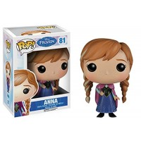Funko POP Frozen Anna Action Figure