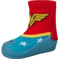 Wonder Woman Caped Toddler Grip Sock
