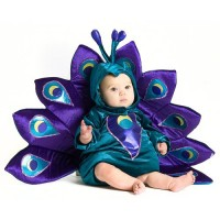 Infant/Toddler Peacock Costume