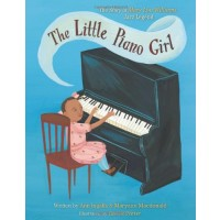 The Little Piano Girl: The Story of Mary Lou Williams, Jazz Legend