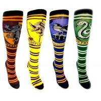 Hogwarts House Knee Socks