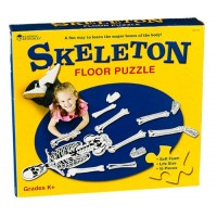 Skeleton Floor Puzzle