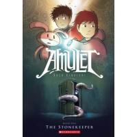 Amulet: The Stonekeeper