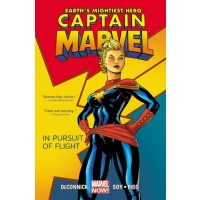 In Pursuit of Flight: Captain Marvel Vol. 1