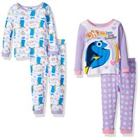 Finding Dory Baby/Toddler Pajamas 2-Pack