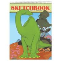 Dinosaur Sketchbook