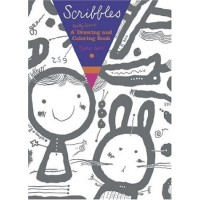 Scribbles: A Really Giant Drawing and Coloring Book