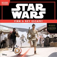 Star Wars: Finn and Rey Escape!