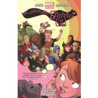 The Unbeatable Squirrel Girl Volume 1: Squirrel Power