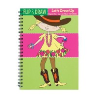Let's Dress Up Flip And Draw