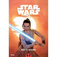 Star Wars: The Force Awakens - Rey's Story
