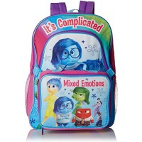 Inside Out It's Complicated Backpack and Lunch Bag