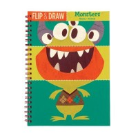Monsters Flip And Draw