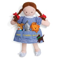 Dolly Pockets Dorothy Plush