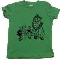Vintage Wizard of Oz T-Shirt