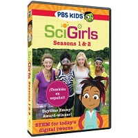 SciGirls Seasons 1 and 2