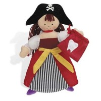 Tooth Pirate Girl