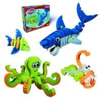Bloco Toys - Marine Creatures