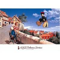 Kiki's Delivery Service Puzzle, 500 pieces