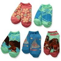 Moana Socks 5-Pack