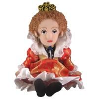 Queen Elizabeth I Plush Doll