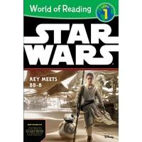 Star Wars: Rey Meets BB-8