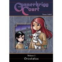 Gunnerkrigg Court: Orientation