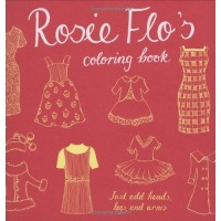 Rosie Flo's Coloring Book