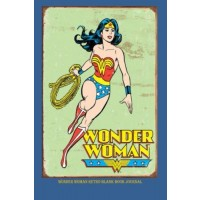 Wonder Woman Retro Journal