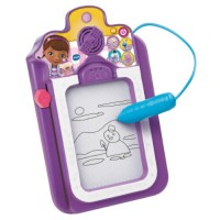 Doc McStuffins Talk and Trace Clipboard