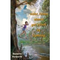Violet Raines Almost Got Struck By Lightning