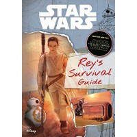 Rey's Survival Guide Replica Journal
