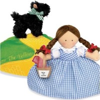 Topsy Turvy Doll: Dorothy & Toto