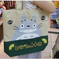 Totoro Canvas Tote