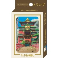 Studio Ghibli Playing Cards - Spirited Away
