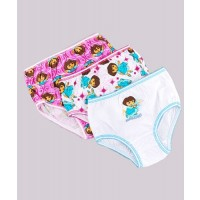 Dora the Explorer Stars Underwear 3-Pack