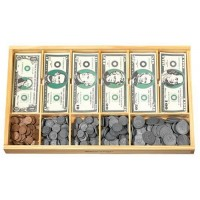 Melissa and Doug Play Money