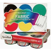Screenprinting Ink Starter Set