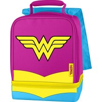 Wonder Woman Thermos Lunch Kit