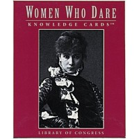 Women Who Dare Knowledge Cards: Volume I