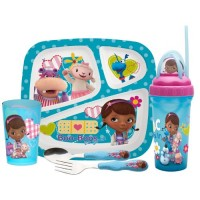 Doc McStuffins Meal Set