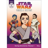 Star Wars: Forces of Destiny Daring Adventures Volume 1 - Sabine, Rey, Padme
